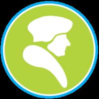 Erasmus Bildmarke Logo ~ Erasmus Gymnasium Frankfurt ~ Trilinguale weiterführende Privatschule