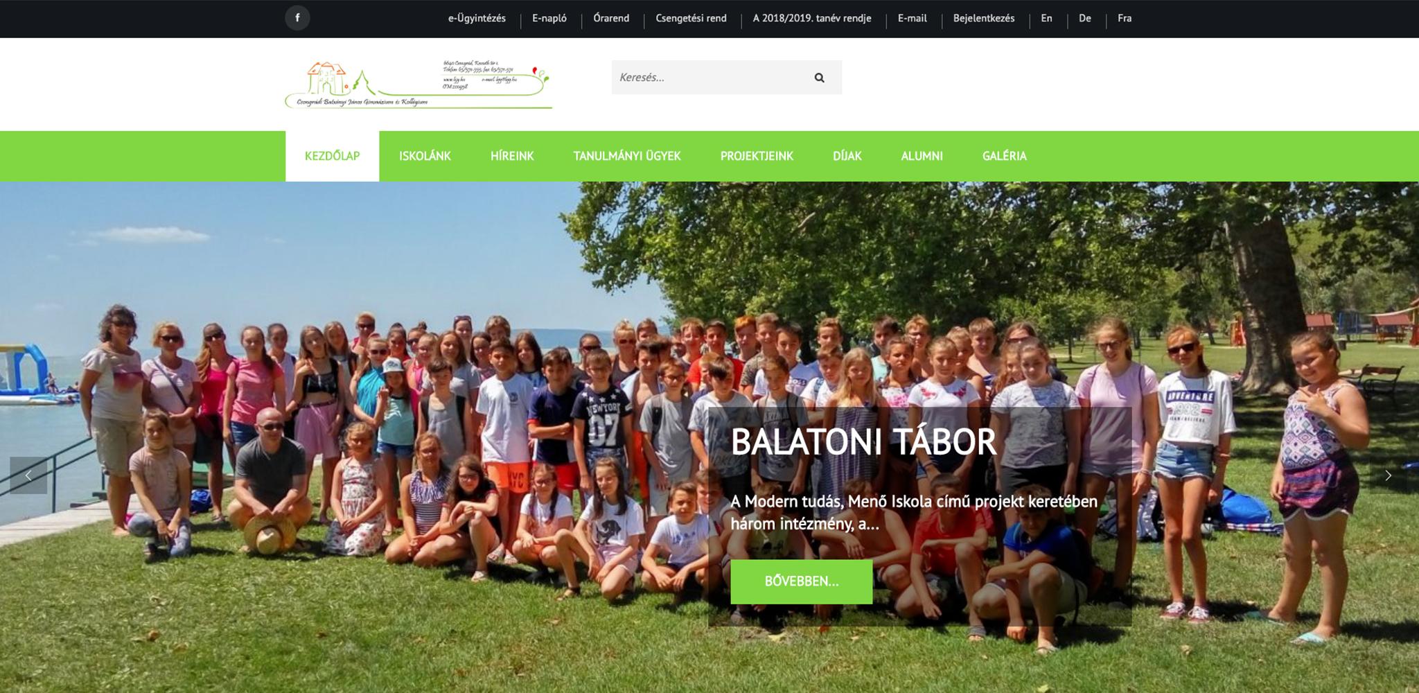 bjg website