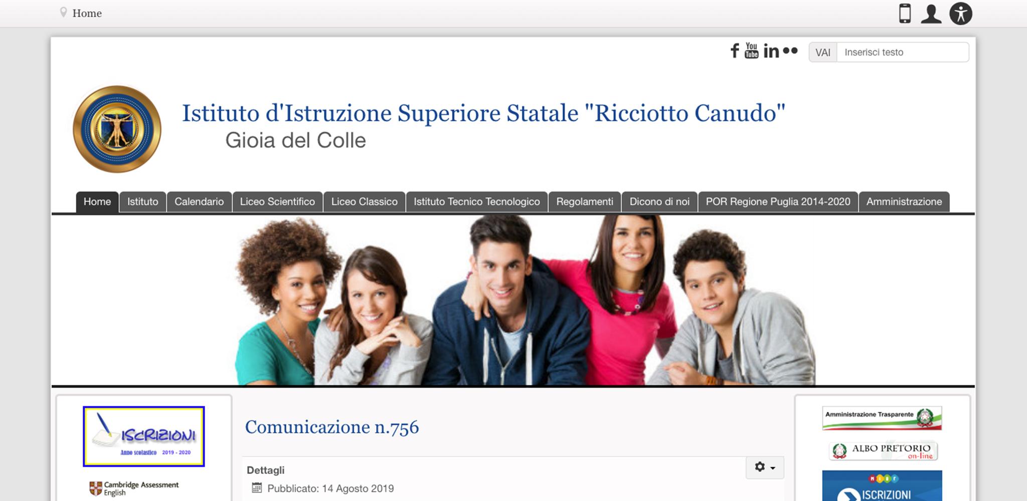canudo website
