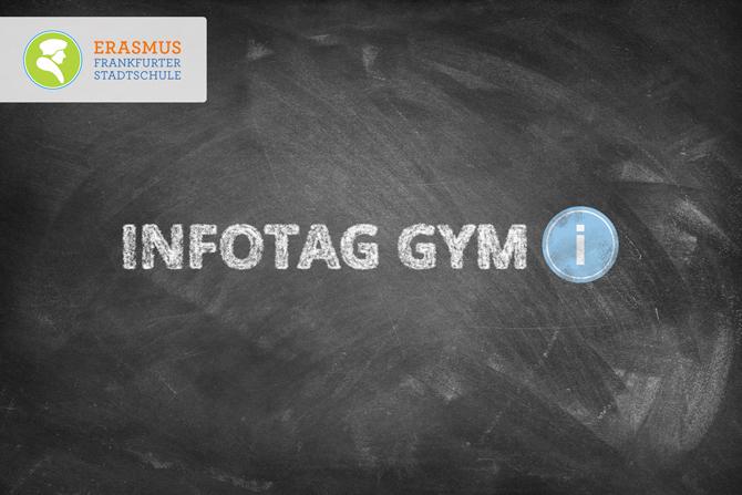 Termin: Infotag Gymnasium ~ Erasmus Gymnasium Frankfurt ~ Trilinguale weiterführende Privatschule