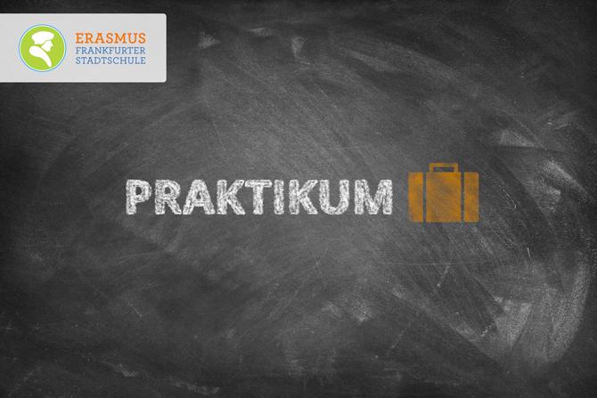 Termin: Praktikum ~ Erasmus Gymnasium Frankfurt ~ Trilinguale weiterführende Privatschule